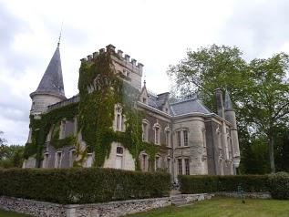 Château Aquitaine : Château Belle Epoque
