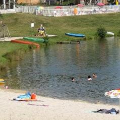 Camping du Lac De Lislebonne