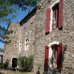 Chambre d'hôtes au château de Cussac
