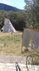 Las Peyras camping à la ferme du nouveau mas