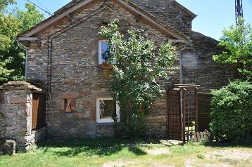 Chambre d'hôte insolite Aveyron : Le Mas Capel
