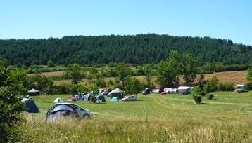 Camping Lozère - La Combe du Méjean - Camping à la ferme