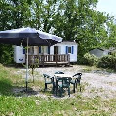 Camping du Lac de Parisot **