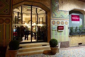 Hotel Mercure Rodez Cathédrale