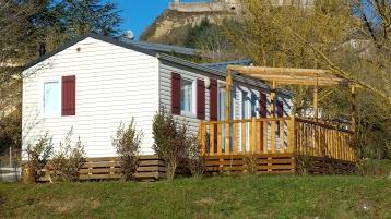 Camping Les Calquières **** Sévérac d'Aveyron
