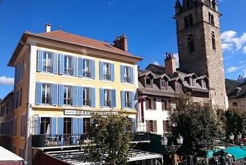 Le Grand Hôtel - Barcelonnette