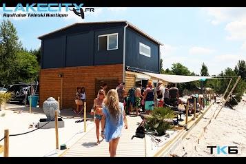 Base de loisirs - Wakepark Lakecity