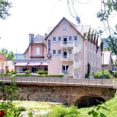 Hôtel Restaurant Spa Le Pont Roupt