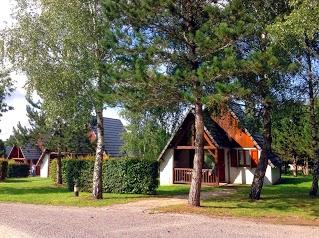 Les Chalets du moulin du Teil (EURL Mathilde), Le Rouget, Cantal