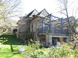 Chambres d'hôtes Aveyron - Méjanassère