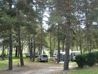 Camping La Gravière