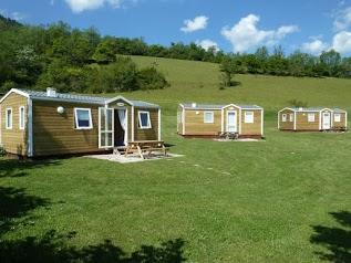 Camping Sites et Paysages Belle Roche ***