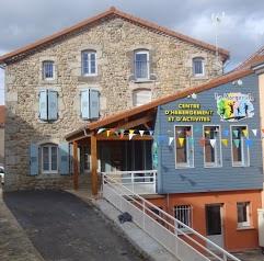 La Margeride, Centre d'hébergement et d'activités