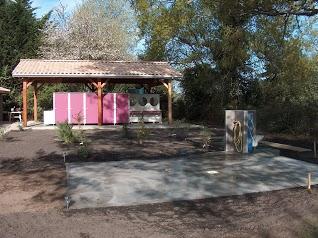 Aire naturelle de camping Les Grands Chênes et les Ajoncs