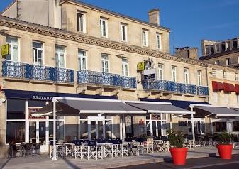 Hôtel de France et d'Angleterre-Logis