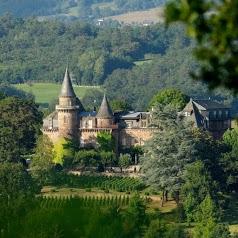 Chateau de Castel Novel (Brive) - Hôtel-restaurant