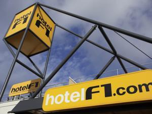 hotelF1 Brive Ussac