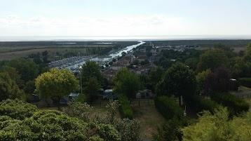 Camping municipal Bel Air - Mortagne sur Gironde