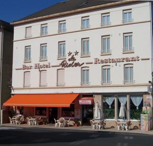 Hotel** Restaurant Le Rider