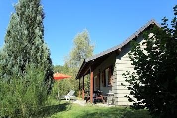 Chalets de L'Eau Verte - bien-être & Spa avec Auvergne-chalets