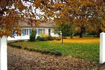 Chambre d'hôtes Saint Lizier : La Maison Blanche