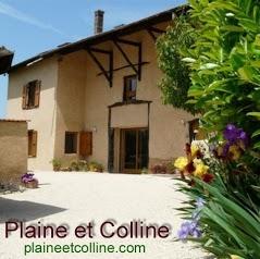 Plaine et Colline Chambres d'hôtes Isère