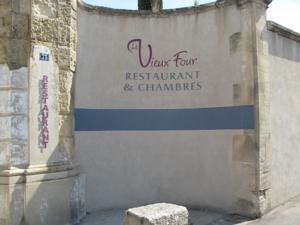 Les chambres du Vieux Four