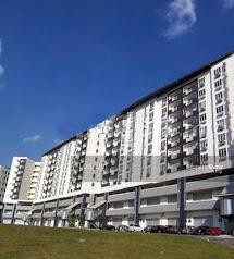 Aeon Tebrau Homestay And Hotel