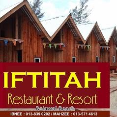 Iftitah Restaurant & Resort, Belawai, Sarawak