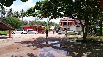 Muara Bidara Beach Resort