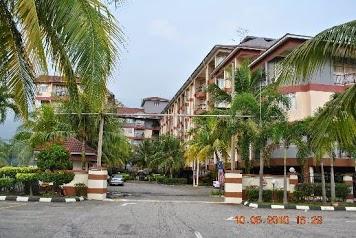 Golden Straits Villa Beach Resort Port Dickson