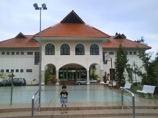 Resort Lautan Biru Youth Camp Site