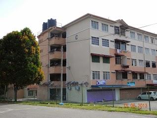Homestay Apartment Seri Pilah