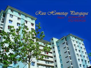 Riez Homestay Putrajaya