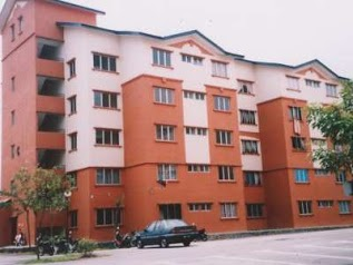 Rose Apartment Saujana Utama