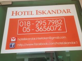 Hotel Putra Iskandar