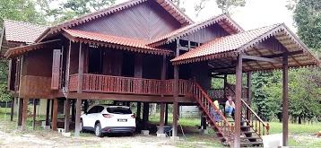 Homestay Rumah Tok