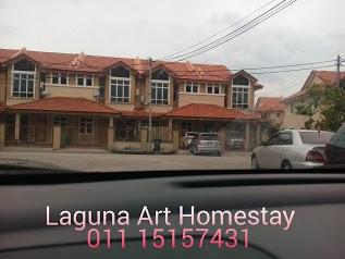 Laguna Art Homestay Sungai Petani