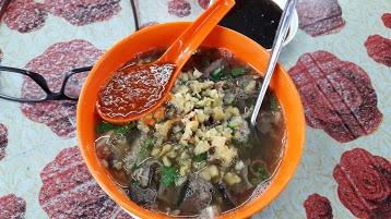 Bihun Sup Along