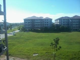 Apartment Taman Sri Gemilang