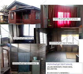 Syifa Budget Rest House