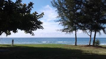 沙巴完美假期至尊水疗海景套房