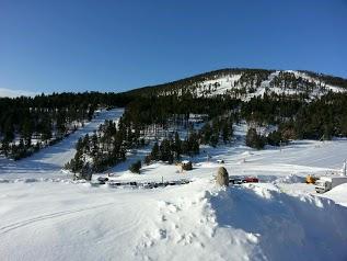 RMSL Station de ski La Calmazeille