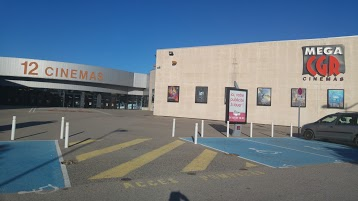 Cinéma CGR Rivesaltes