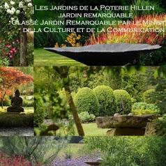 La Poterie Hillen et Le jardin de la Poterie Hillen