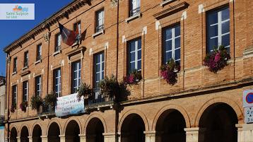 Mairie de Saint-Sulpice-sur Lèze