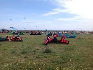 Mistral kite passion