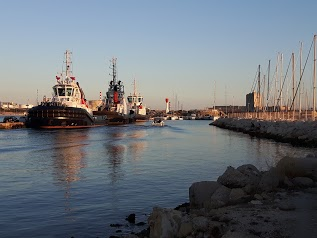 Capitainerie Port de Bouc-Port de Marseille Fos