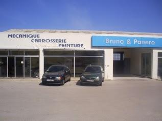 Garage Bruno et Panero