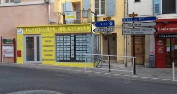 Immobilière Les Cigales